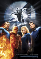 Fantastic Four: Rise of the Silver Surfer HD Trailer