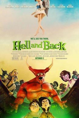 Hell and Back HD Trailer