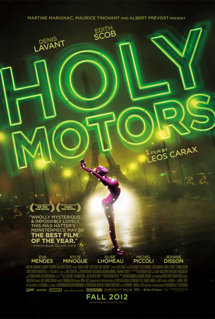 Holy Motors HD Trailer