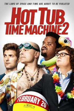 Hot Tub Time Machine 2 HD Trailer