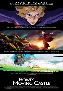 Howl's Moving Castle HD Trailer