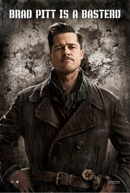 Inglourious Basterds HD Trailer