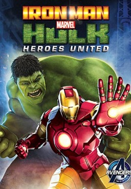 Iron Man & Hulk: Heroes United HD Trailer