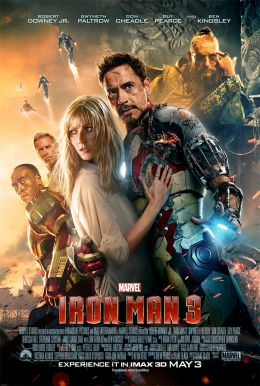 Iron Man 3 HD Trailer