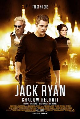 Jack Ryan: Shadow Recruit HD Trailer