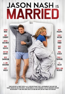 Jason Nash is Married HD Trailer