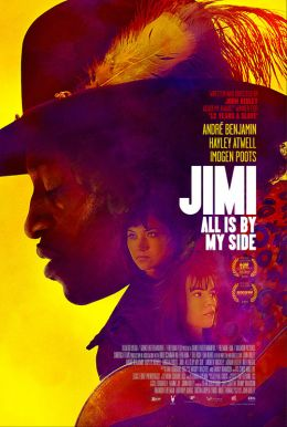 Jimi: All Is By My Side Poster