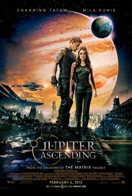 Jupiter Ascending HD Trailer