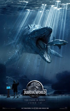 Jurassic World HD Trailer
