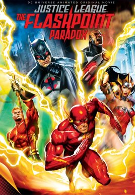 Justice League: The Flashpoint Paradox HD Trailer