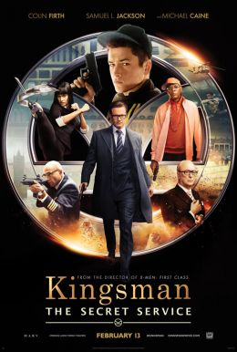 Kingsman: The Secret Service HD Trailer