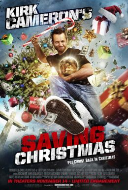 Kirk Cameron's Saving Christmas HD Trailer