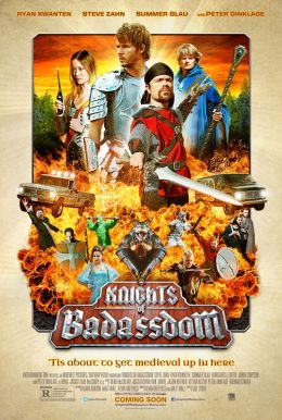 Knights of Badassdom HD Trailer