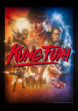 Kung Fury HD Trailer