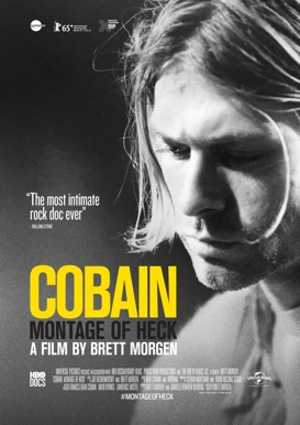 Kurt Cobain: Montage of Heck HD Trailer