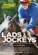Lads and Jockeys Poster