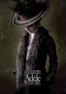 The Extraordinary Adventures of Adèle Blanc-Sec Poster