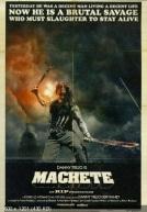 Machete Poster