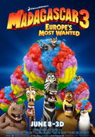 Madagascar 3: Europe's Most Wanted HD Trailer