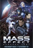 Mass Effect - Paragon Lost Poster