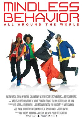 Mindless Behavior: All Around the World HD Trailer