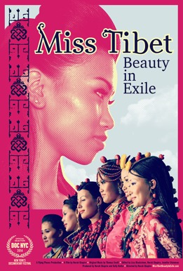 Miss Tibet: Beauty in Exile Poster