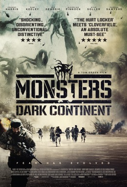 Monsters: Dark Continent HD Trailer