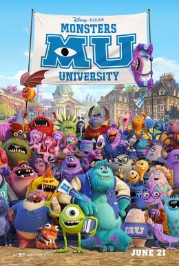 Monsters University HD Trailer