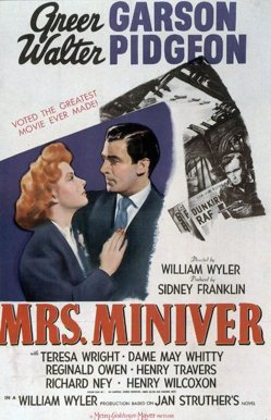 Mrs. Miniver HD Trailer