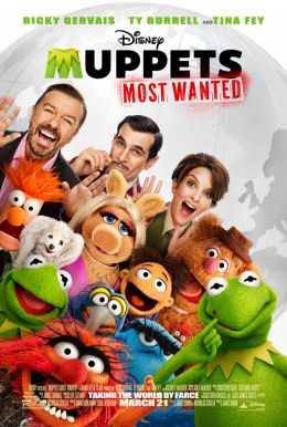 Muppets Most Wanted HD Trailer