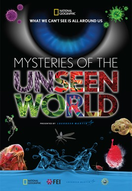 Mysteries of the Unseen World HD Trailer