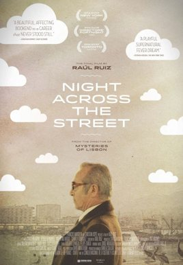 Night Across the Street Poster