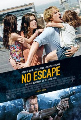 No Escape HD Trailer