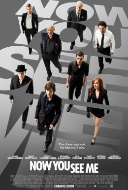 Now You See Me HD Trailer