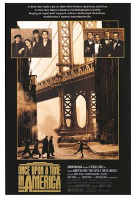 Once Upon A Time In America HD Trailer