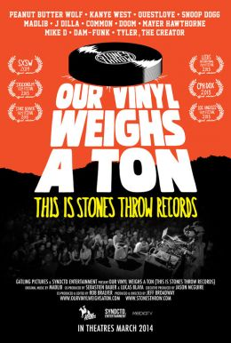 Our Vinyl Weighs a Ton: This Is Stones Throw Records HD Trailer