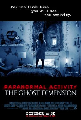 Paranormal Activity: The Ghost Dimension HD Trailer