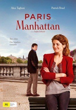 Paris Manhattan Poster