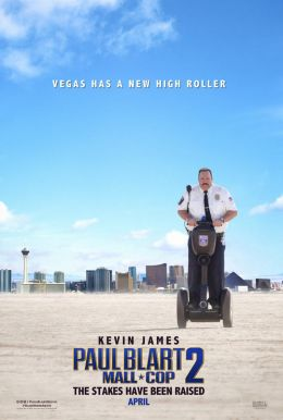Paul Blart: Mall Cop 2 HD Trailer