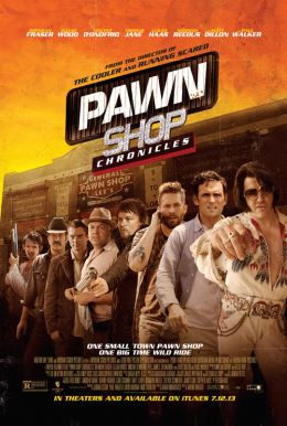 Pawn Shop Chronicles HD Trailer