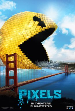 Pixels HD Trailer