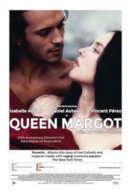 Queen Margot Poster