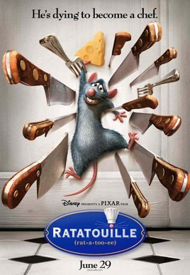 Ratatouille HD Trailer