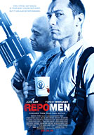 Repo Men HD Trailer