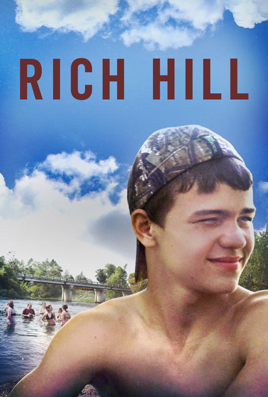 rich hill Rich hill is a 2014 american documentary film co-produced and directed by andrew droz palermo and tracy droz tragos the film premiered at the 2014 sundance film festival, where it won the us grand jury prize for a documentary.