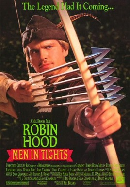 Robin Hood: Men in Tights HD Trailer