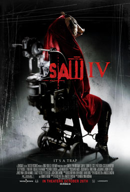Saw IV HD Trailer