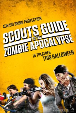 Scouts Guide to the Zombie Apocalypse HD Trailer