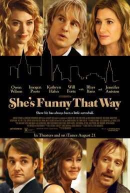 She's Funny That Way HD Trailer