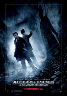 Sherlock Holmes: A Game of Shadows HD Trailer